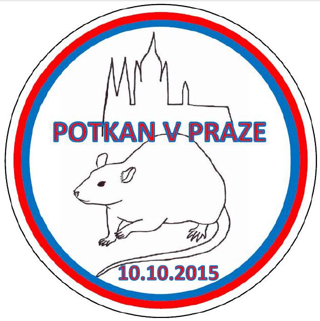 Potkan v Praze 2015
