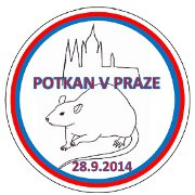 Logo Potkan v Praze 2014